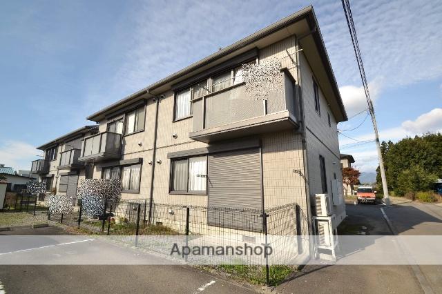 栃木県那須塩原市、西那須野駅徒歩29分の築14年 2階建の賃貸アパート