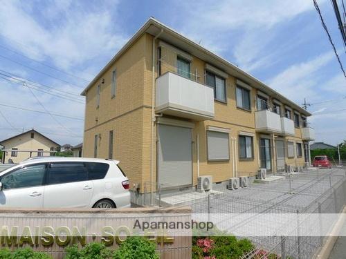 栃木県那須塩原市、西那須野駅徒歩27分の築8年 2階建の賃貸アパート