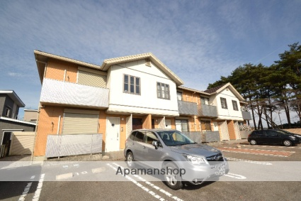 栃木県那須塩原市、西那須野駅徒歩23分の築10年 2階建の賃貸アパート