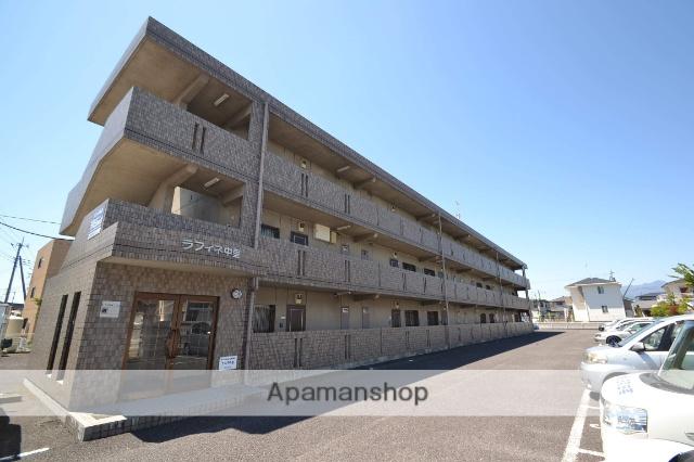 栃木県那須塩原市、西那須野駅徒歩5分の築19年 3階建の賃貸マンション
