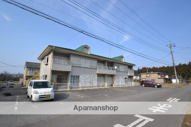 栃木県那須塩原市、西那須野駅徒歩38分の築29年 2階建の賃貸アパート