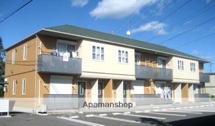 栃木県那須塩原市、西那須野駅徒歩25分の築8年 2階建の賃貸アパート