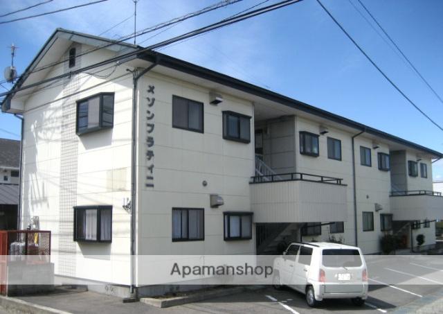 栃木県那須塩原市、西那須野駅徒歩17分の築21年 2階建の賃貸アパート