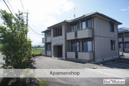 栃木県那須塩原市、西那須野駅徒歩39分の築13年 2階建の賃貸アパート