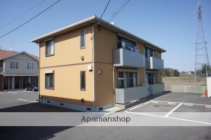 栃木県那須塩原市、西那須野駅徒歩27分の築10年 2階建の賃貸アパート