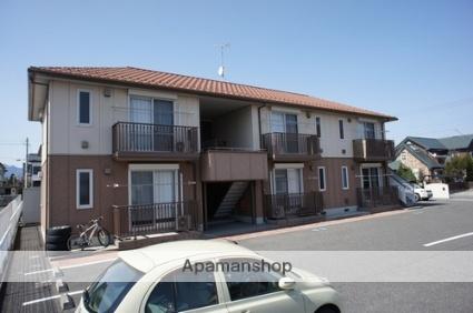 栃木県那須塩原市、西那須野駅徒歩25分の築11年 2階建の賃貸アパート