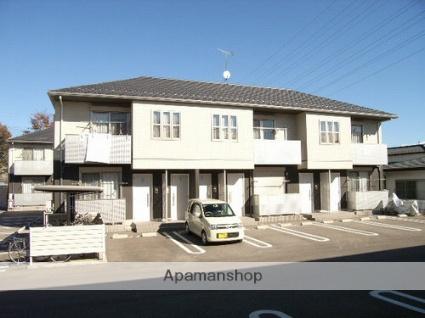 栃木県那須塩原市、西那須野駅徒歩15分の築9年 2階建の賃貸アパート