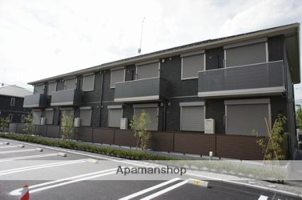 栃木県那須塩原市、西那須野駅徒歩12分の築4年 2階建の賃貸アパート