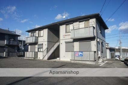 栃木県那須塩原市、西那須野駅徒歩6分の築13年 2階建の賃貸アパート