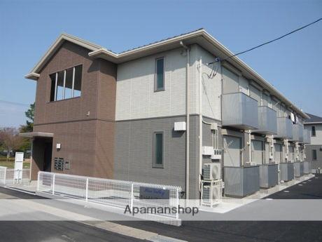 栃木県那須塩原市、西那須野駅徒歩3分の築7年 2階建の賃貸アパート