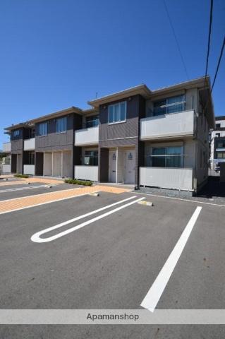 栃木県那須塩原市、西那須野駅徒歩2分の築5年 2階建の賃貸アパート