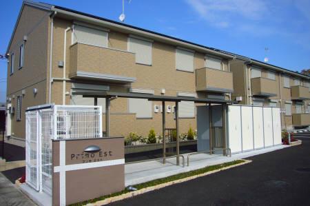 栃木県那須塩原市、西那須野駅徒歩60分の築5年 2階建の賃貸アパート