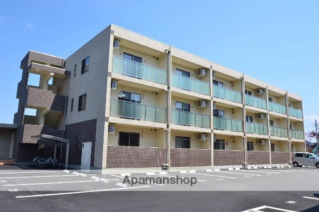 栃木県那須塩原市、西那須野駅徒歩9分の築3年 3階建の賃貸マンション