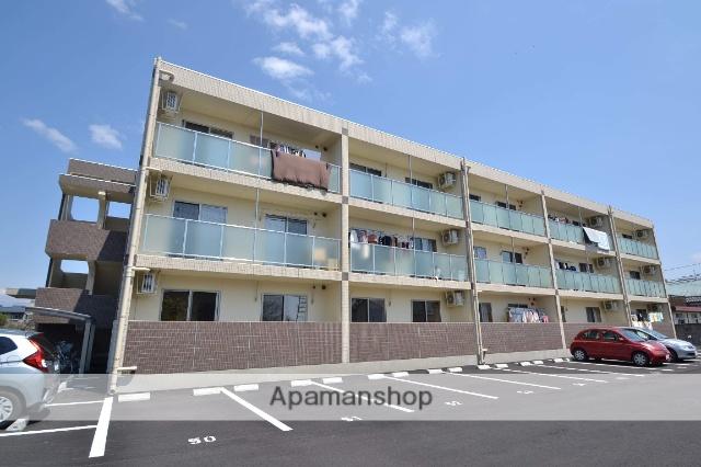 栃木県那須塩原市、西那須野駅徒歩9分の築4年 3階建の賃貸マンション