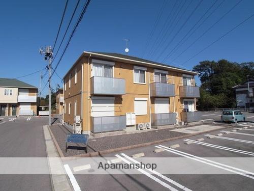 栃木県那須塩原市、西那須野駅徒歩32分の築8年 2階建の賃貸アパート