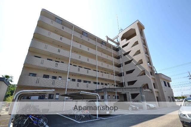 栃木県那須塩原市、西那須野駅徒歩23分の築21年 6階建の賃貸マンション