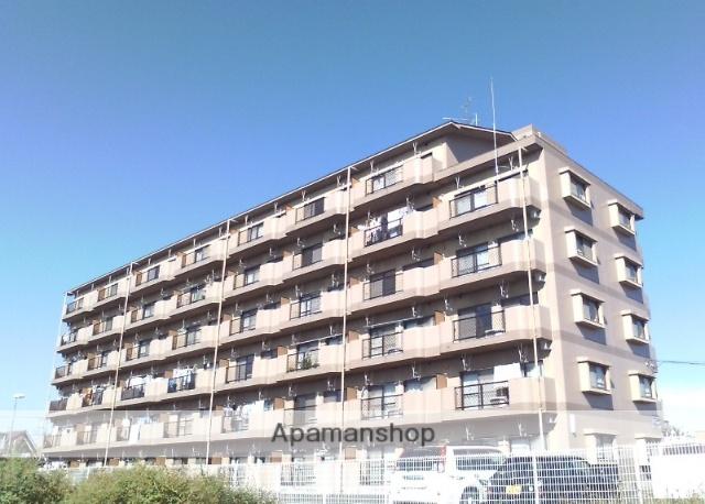 栃木県那須塩原市、西那須野駅徒歩10分の築24年 6階建の賃貸マンション