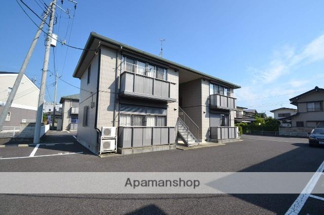 栃木県那須塩原市、西那須野駅徒歩14分の築16年 2階建の賃貸アパート