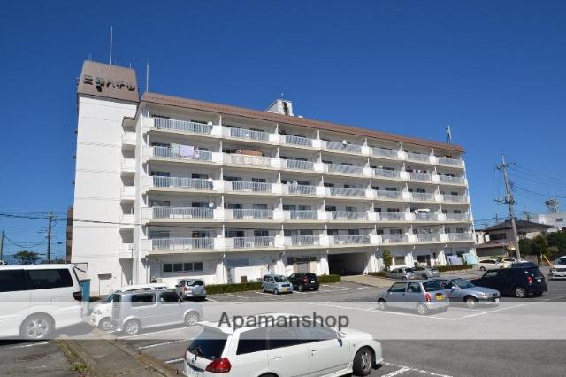 栃木県那須塩原市、西那須野駅徒歩7分の築33年 6階建の賃貸マンション