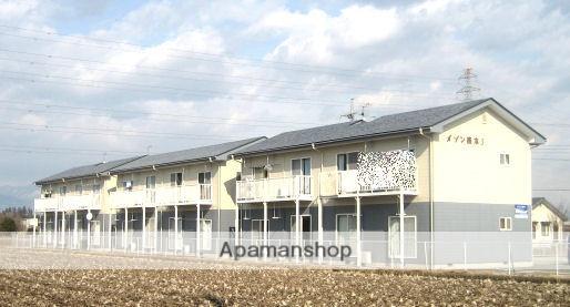 栃木県那須塩原市、西那須野駅徒歩45分の築24年 2階建の賃貸アパート