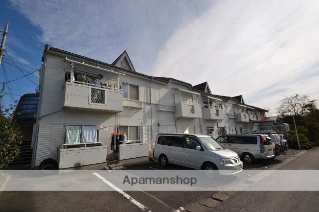 栃木県那須塩原市、西那須野駅徒歩124分の築28年 2階建の賃貸アパート