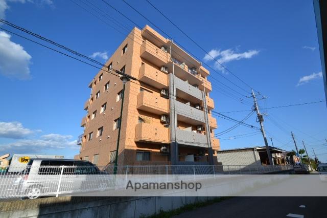 栃木県那須塩原市、西那須野駅徒歩23分の築11年 5階建の賃貸マンション