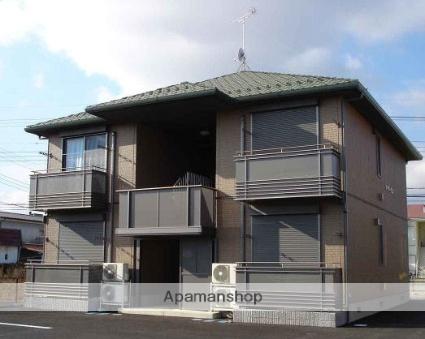 栃木県那須塩原市、那須塩原駅徒歩74分の築11年 2階建の賃貸アパート