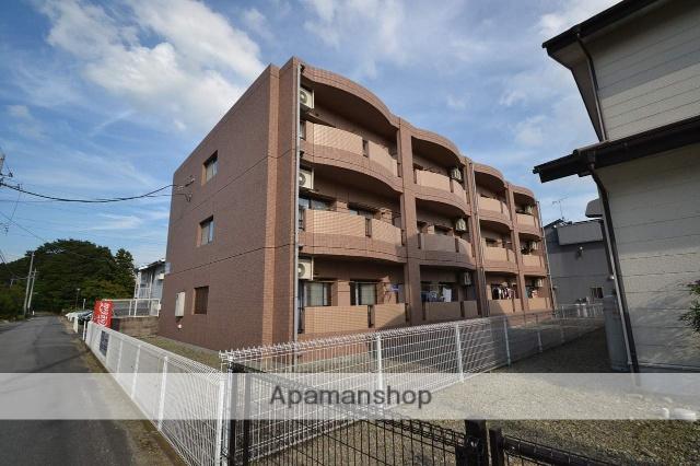 栃木県那須塩原市、西那須野駅徒歩11分の築16年 3階建の賃貸マンション