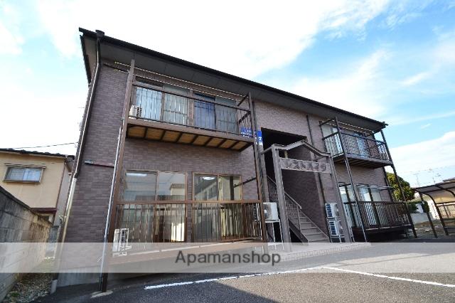 栃木県那須塩原市、西那須野駅徒歩5分の築18年 2階建の賃貸アパート