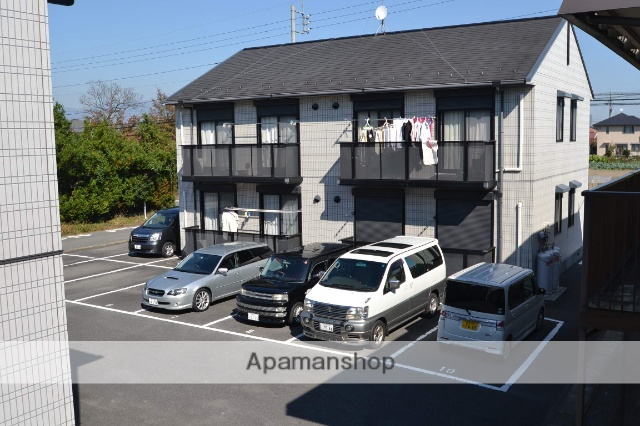 栃木県那須塩原市、西那須野駅徒歩30分の築18年 2階建の賃貸アパート