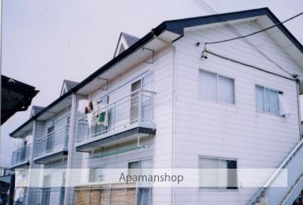 栃木県那須塩原市、西那須野駅徒歩25分の築30年 2階建の賃貸アパート