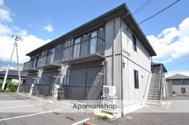 栃木県那須塩原市、西那須野駅徒歩30分の築13年 2階建の賃貸アパート