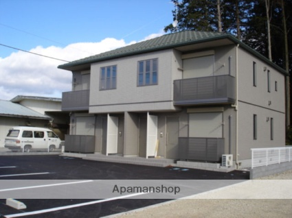 栃木県那須塩原市、西那須野駅徒歩8分の築10年 2階建の賃貸アパート