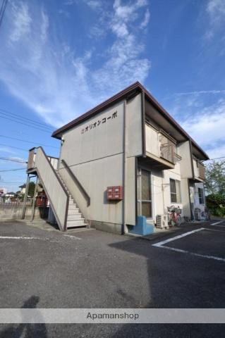 栃木県那須塩原市、西那須野駅徒歩8分の築32年 2階建の賃貸アパート