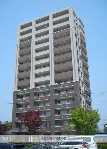 栃木県那須塩原市、西那須野駅徒歩2分の築10年 14階建の賃貸マンション