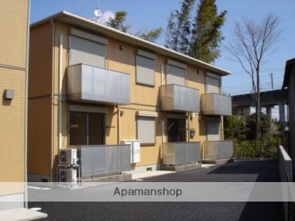 栃木県那須塩原市、西那須野駅徒歩13分の築10年 2階建の賃貸アパート