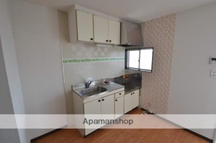 KOMOND[2DK/35.3m2]のキッチン