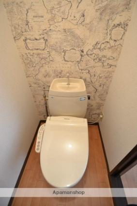 KOMOND[2DK/35.3m2]のトイレ