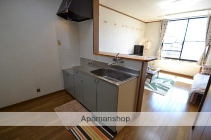 アミティ紫塚B[1R/26.5m2]のキッチン