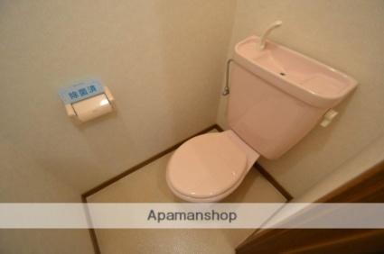 アミティ紫塚B[1R/26.5m2]のトイレ