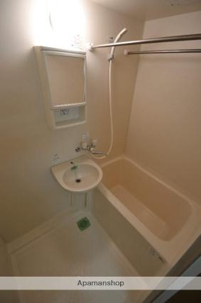 プラトー清水[1K/19.84m2]の洗面所