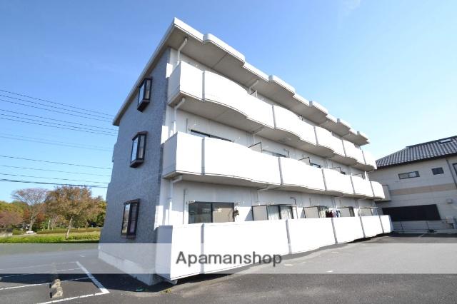 栃木県大田原市、野崎駅徒歩9分の築19年 3階建の賃貸マンション