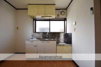 溝口コーポA[2DK/39.74m2]のキッチン