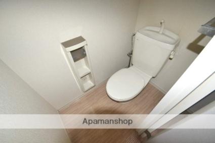 ディアス元町B[1K/24.71m2]のトイレ