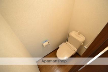ヴィーブルB[1K/28.21m2]のトイレ
