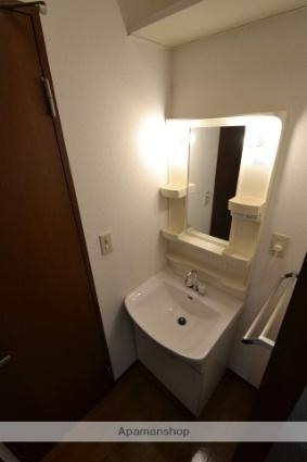 ヴィーブルB[1K/28.21m2]の洗面所