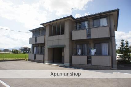 栃木県那須塩原市、西那須野駅徒歩39分の築14年 2階建の賃貸アパート