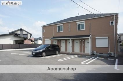 栃木県大田原市、西那須野駅徒歩29分の築5年 2階建の賃貸アパート