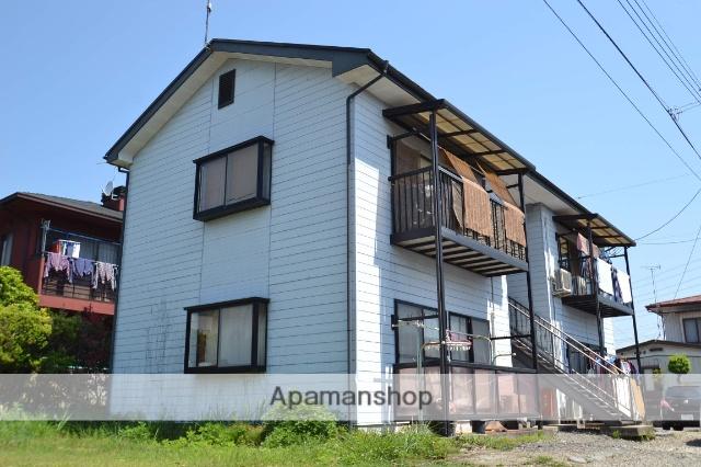 栃木県大田原市、野崎駅徒歩19分の築20年 2階建の賃貸アパート