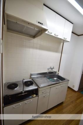 ラビタ[1K/25.92m2]のキッチン